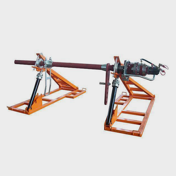 Reel Winder and Reel Stand-EasternGridPower