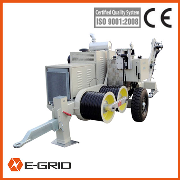 SA-YQ90 Hydraulic Puller