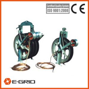 Grounding roller Stringing block china