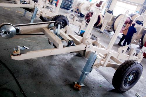 Hydraulic Brake Tensioner
