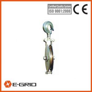 Model SGD-5 high speed single sheave block china
