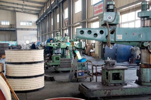 SA-YZ2x50 Hydraulic Tensioner