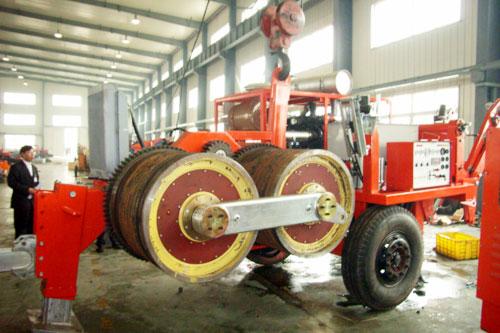 SA-YZ2x70 Hydraulic Tensioner