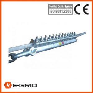 Model SKD45DPI Bolt Type Radial Locking Clamp