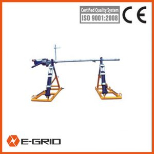 Hydraulic conductor reel stand China