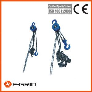 Portable lifting chain hoist China