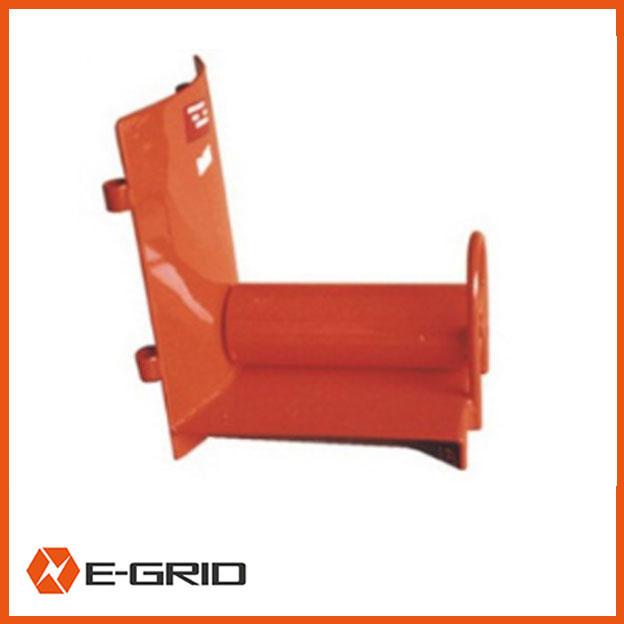 Corner ground roller assembly (steel roller)