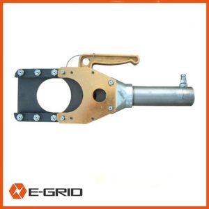 Model XLJ105Y hydraulic cable shear