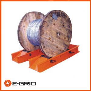 Model HZT reel rotator platform