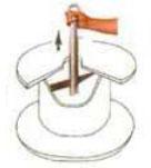 Model XDG reels hoisting pole