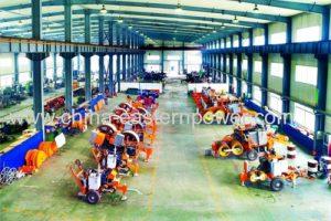 Overhead OPGW Installation SA-YZ30A Hydraulic Tensioner