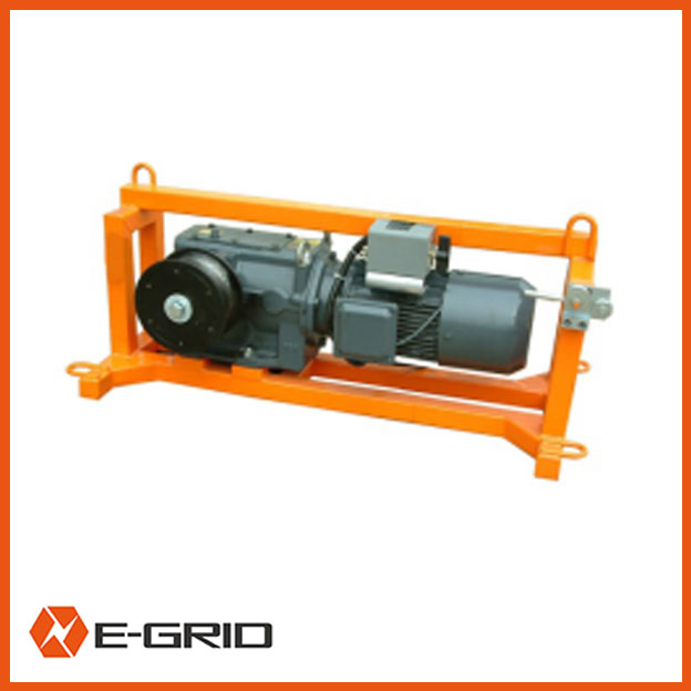 Model DJ electric winch
